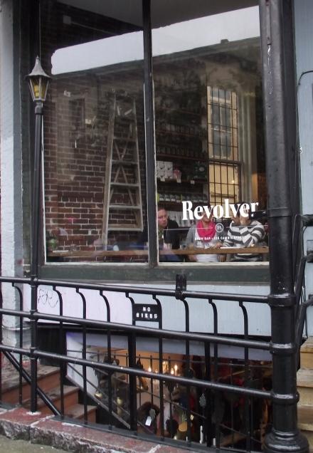 Revolver's Gastown Exterior