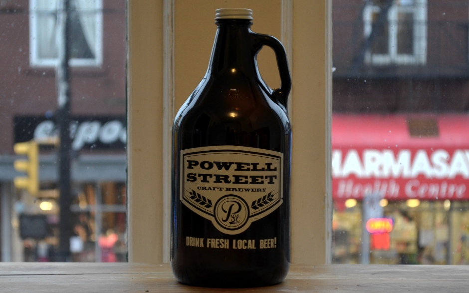 growler shot