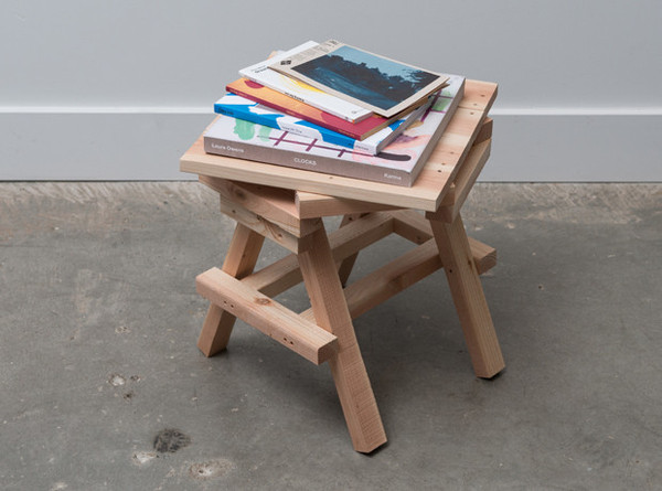 Collaborative chair with Jason Rens
