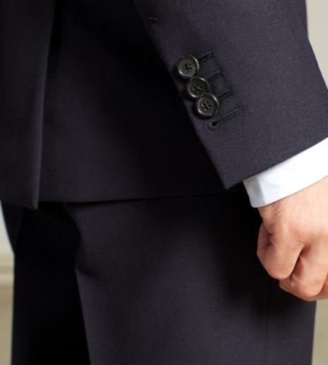 husbands suit buttons
