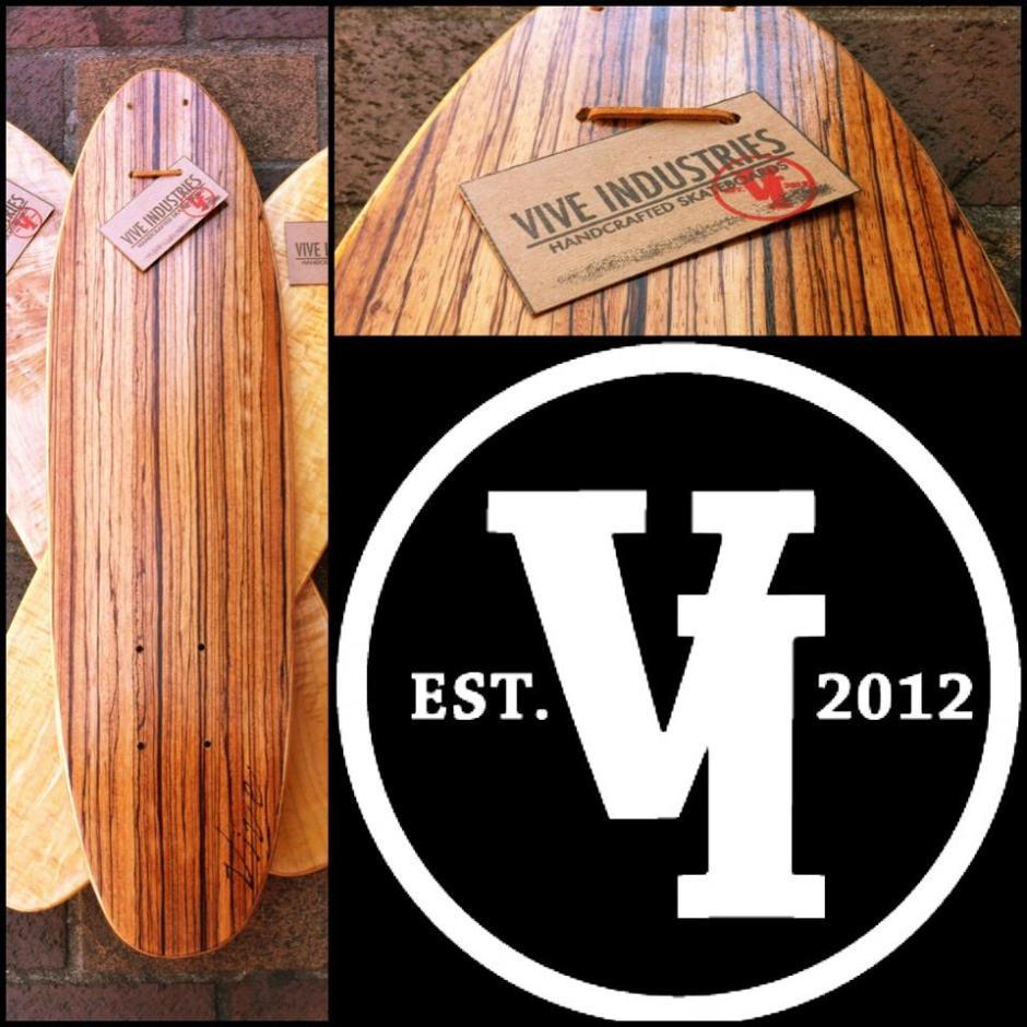 VIVE Skateboards