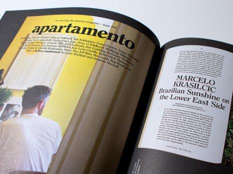 The Modern Magazine Apartamento