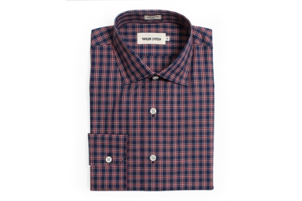 Taylor Stitch Hyde Shirt Feat